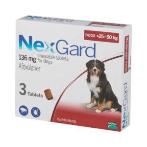 NexGard cho chó mèo